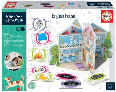 APRENDER ES DIVERTIDO ENGLISH HOUSE