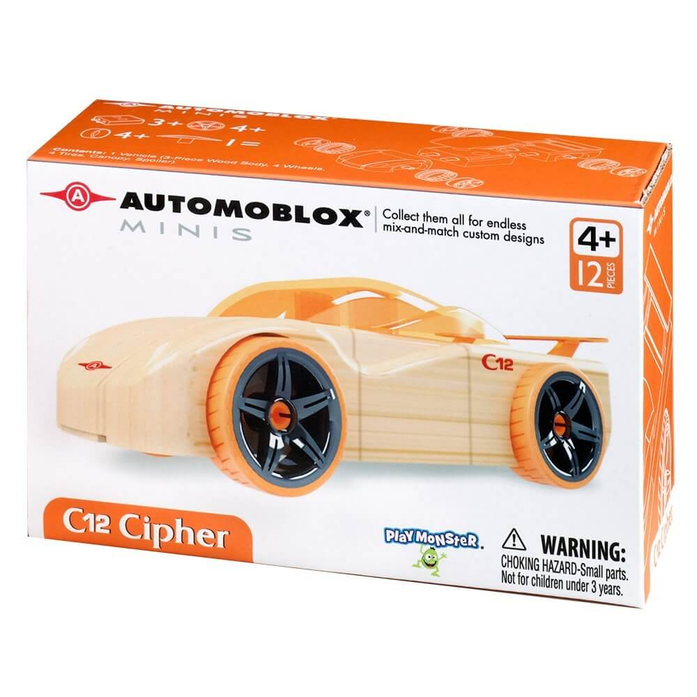 AUTOMOBLOX - CIPHER