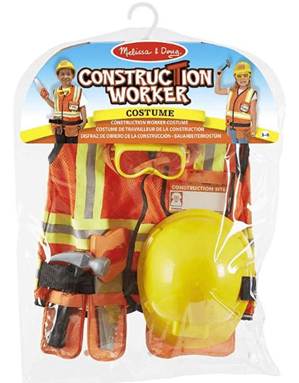 CONSTRUCTION WORKER ROLE PLAY COETUME SE