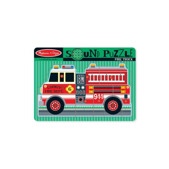 FIRE ENGINE SOUND PUZZLE