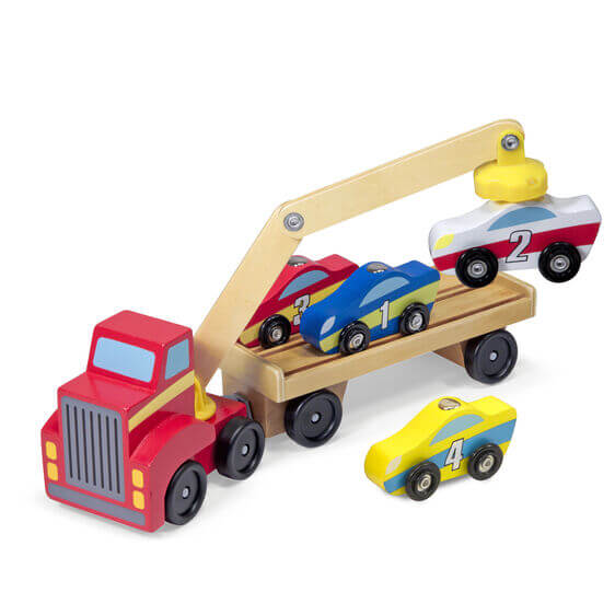 MAGNETIC CAR LOADER