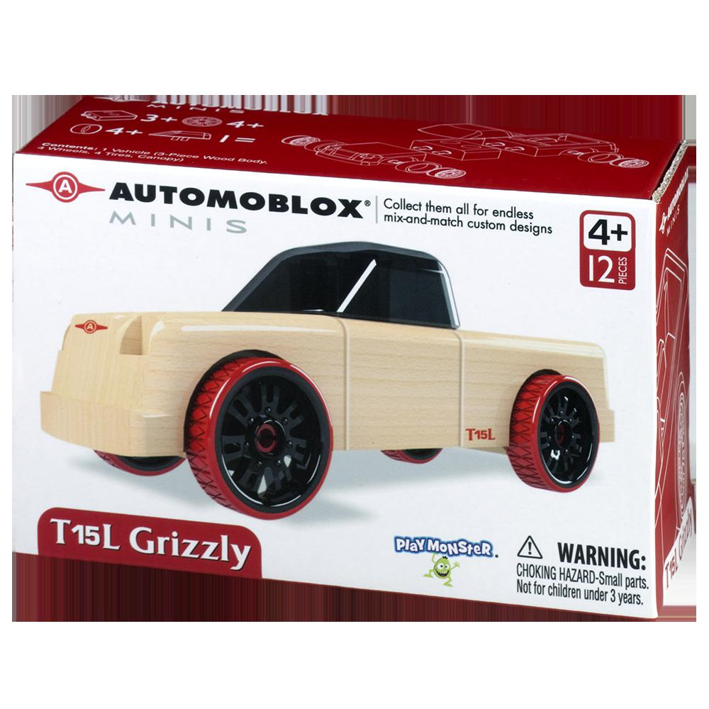 AUTOMOBLOX - GRIZZLY