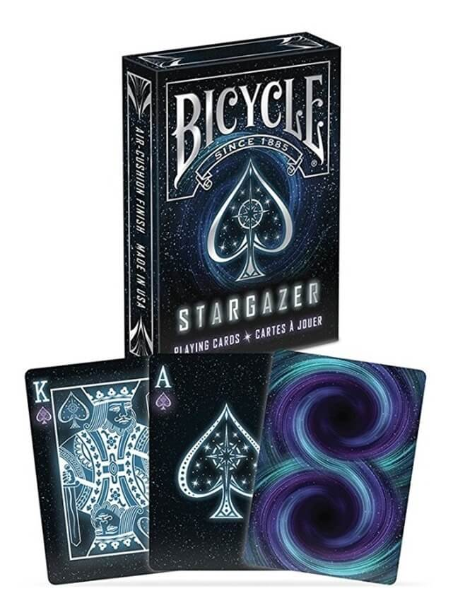 BARAJA POKER BICYCLE STARGAZER