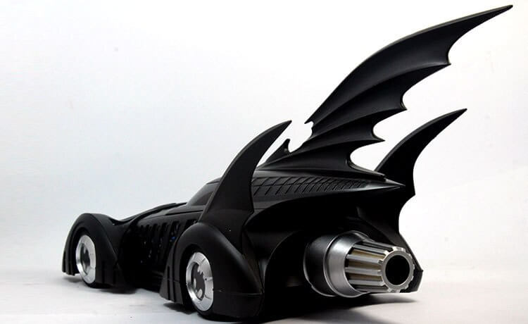 BATMAN FOREVER BATMOBILE 1955