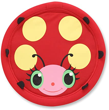 BOLLIE LADYBIRD FLYING DISK