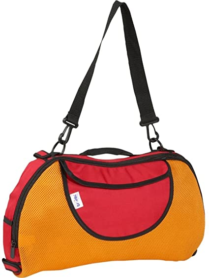 TRUNKI TOTE - RED