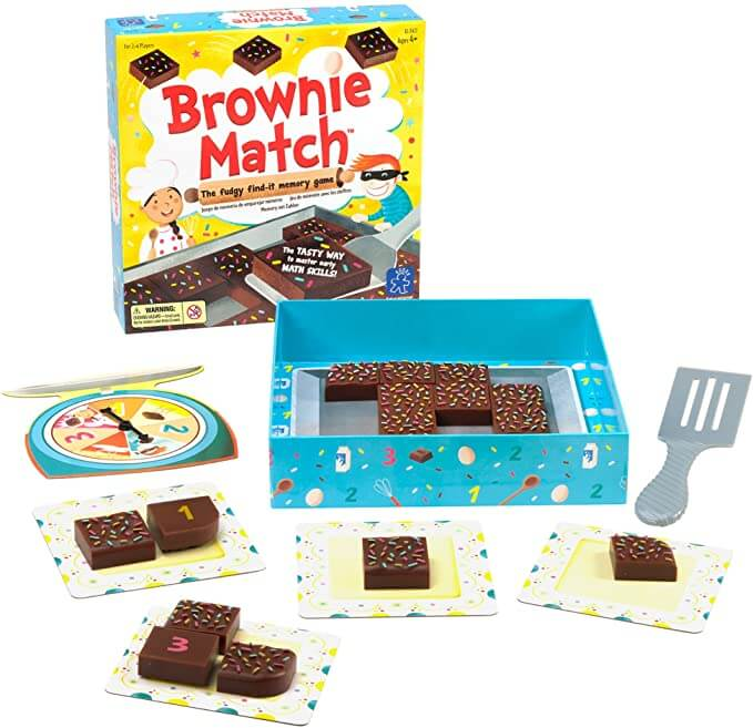 BOWNIE MATCH GAME