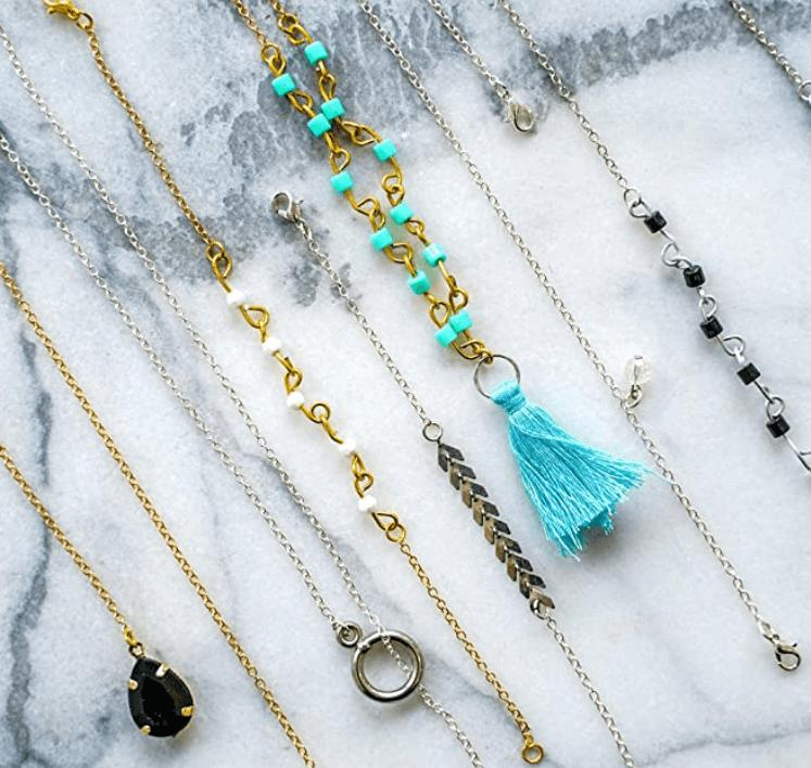 DIY Chain Jewelry