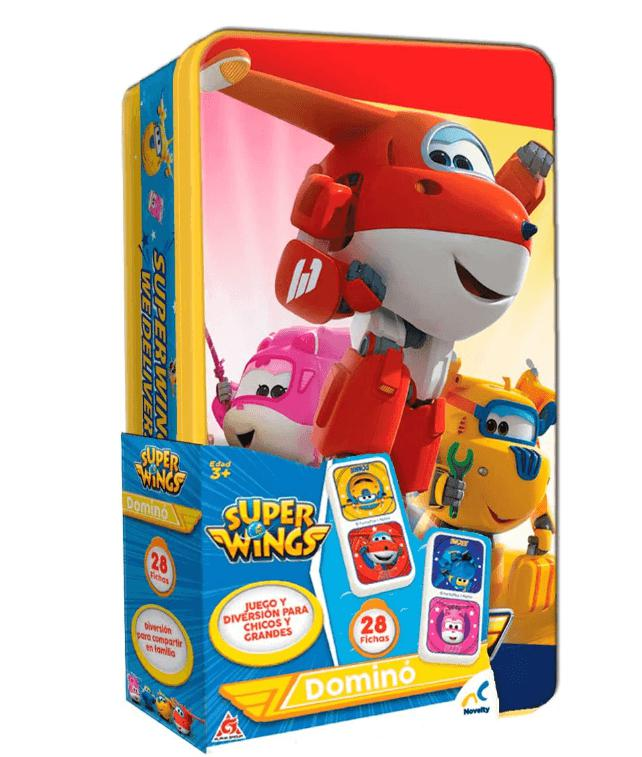 DOMINO EN TIN SUPER WINGS