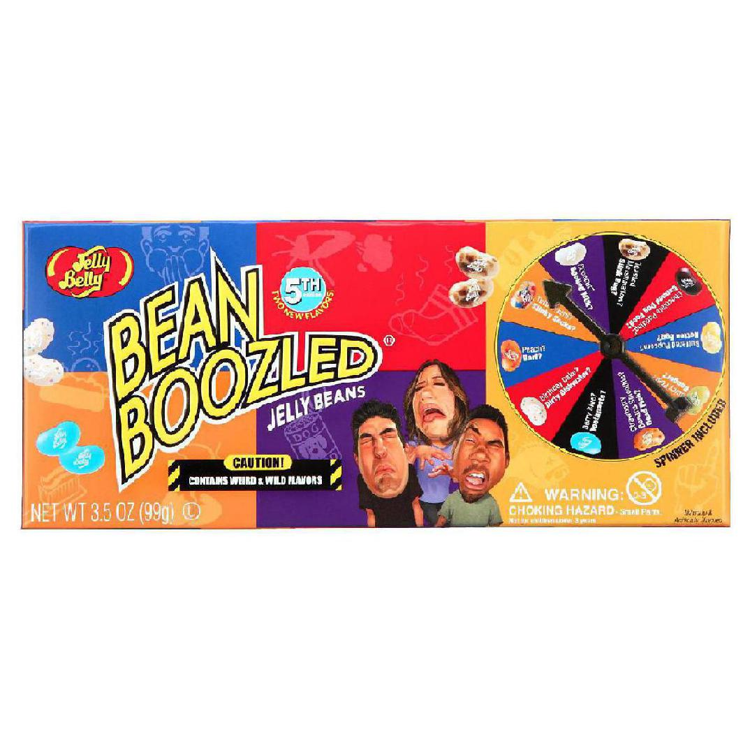 DULCES BROMA JELLY BELLY BEAN BOOZLED 3.5 OZ