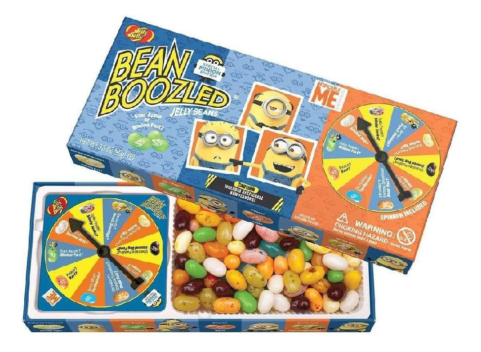 DULCES DE BROMA  -JELLY BELLY BEAN BOOZLED MINIONS