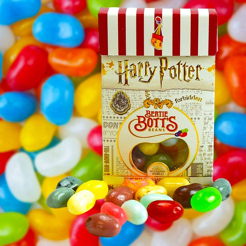 DULCES - HARRY POTTER BERTIE BOTTS BOX 1.2 OZ