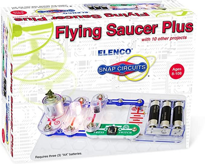 FLYING SAUCER PLUS