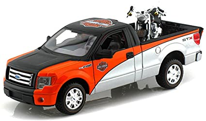 FORD 2010 PICK UP HARLEY MOTORCY