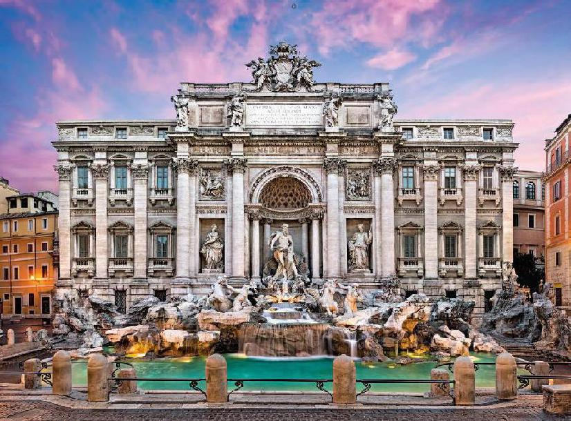 FONTANA DI TREVI HIGH QUALITY COLLECTION
