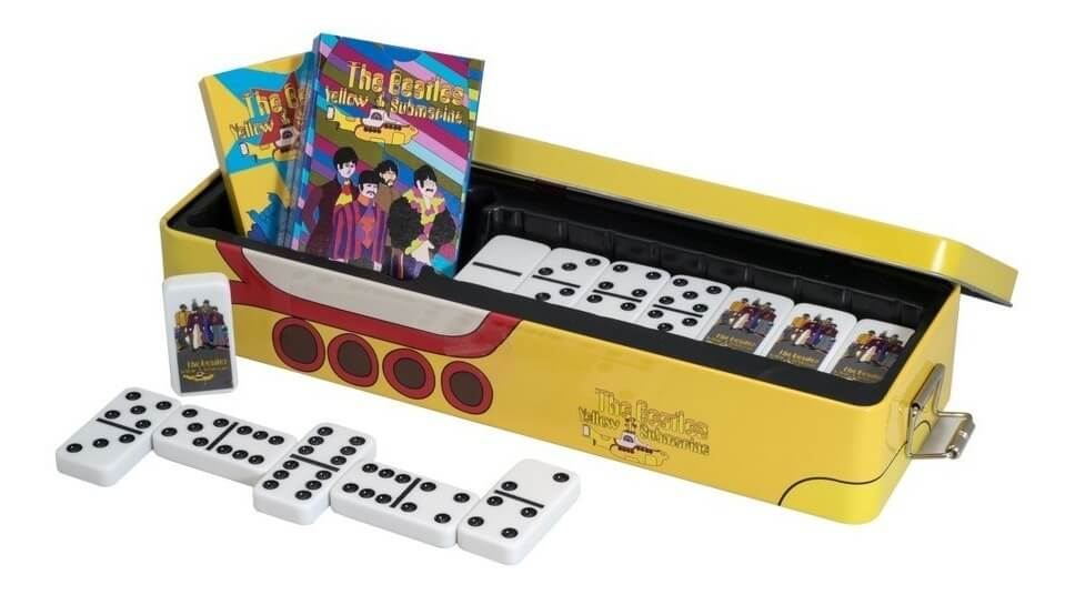 KIT DE JUEGOS COLECCIONABLES THE BEATLES