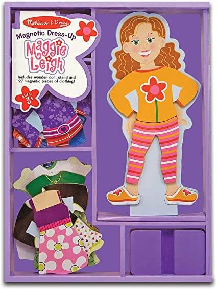MAGGIE LEIGH MAGNETIC DRESS - UP