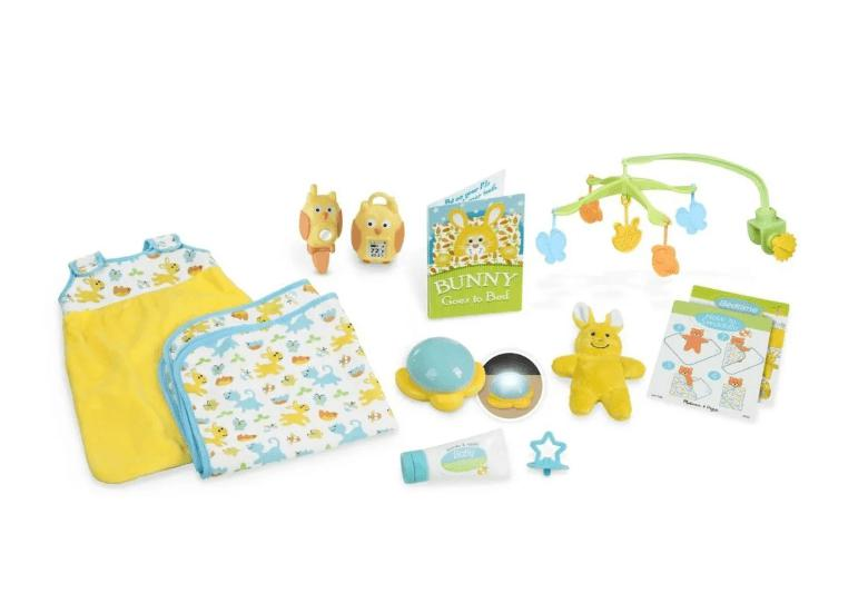 MINE TO LOVE - BEDTIME PLAY SET