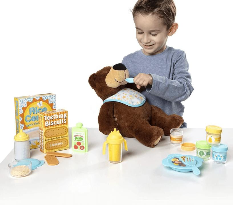 MINE TO LOVE - MEALTIME PLAY SET