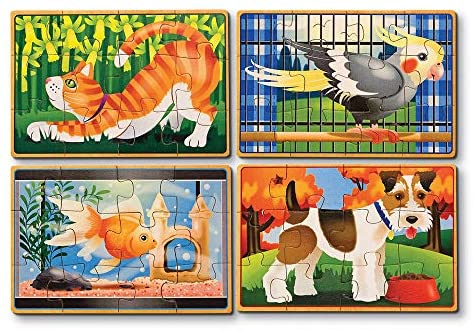 PETS PUZZLES IN A BOX