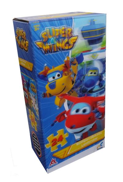 R.C. LENTICULAR TORRE SUPER WINGS
