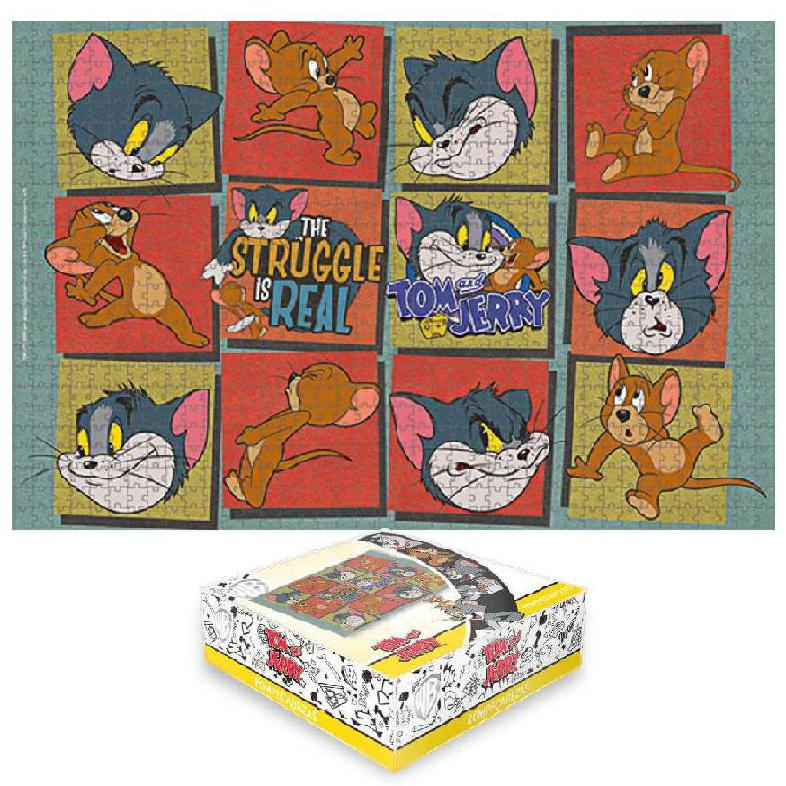 R.C. TOM & JERRY VINTAGE 1000 PZS