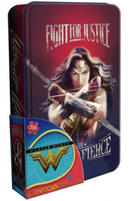 ROMPECABEZAS TIN WONDER WOMAN