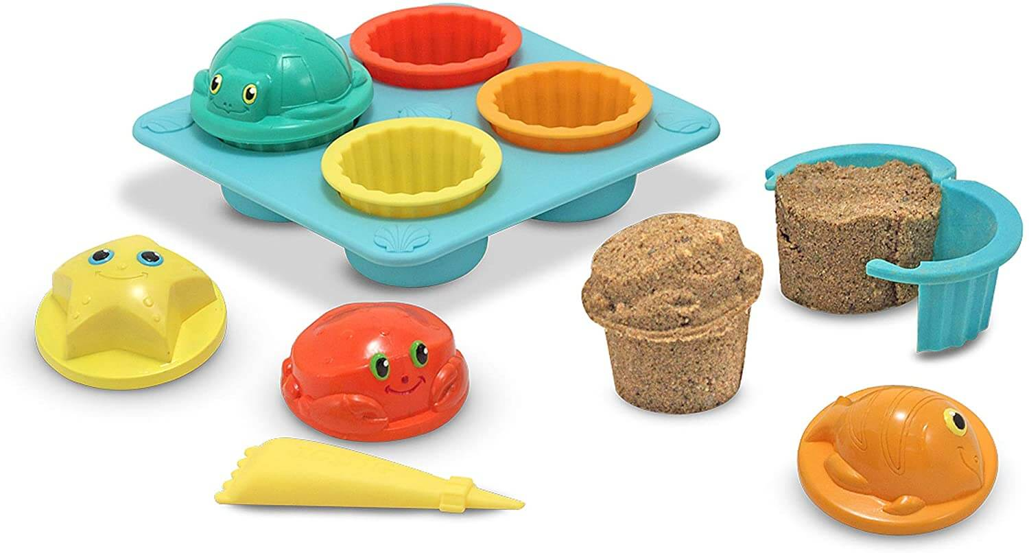 SEASIDE SIDEKICKS CAKE SET