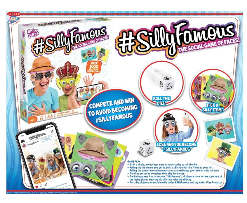 Silly Famous