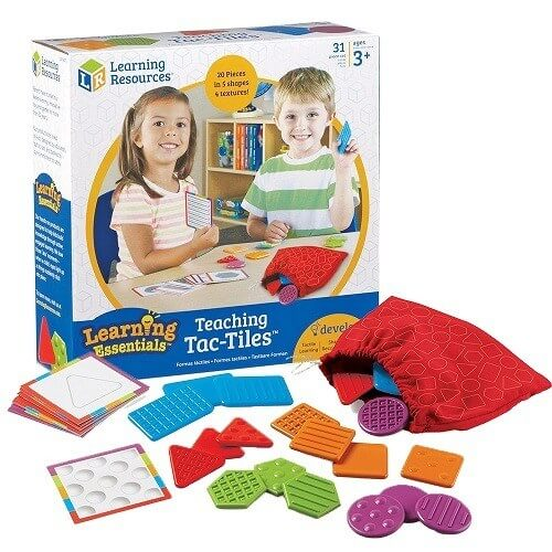 TEACHING TAC-TILES