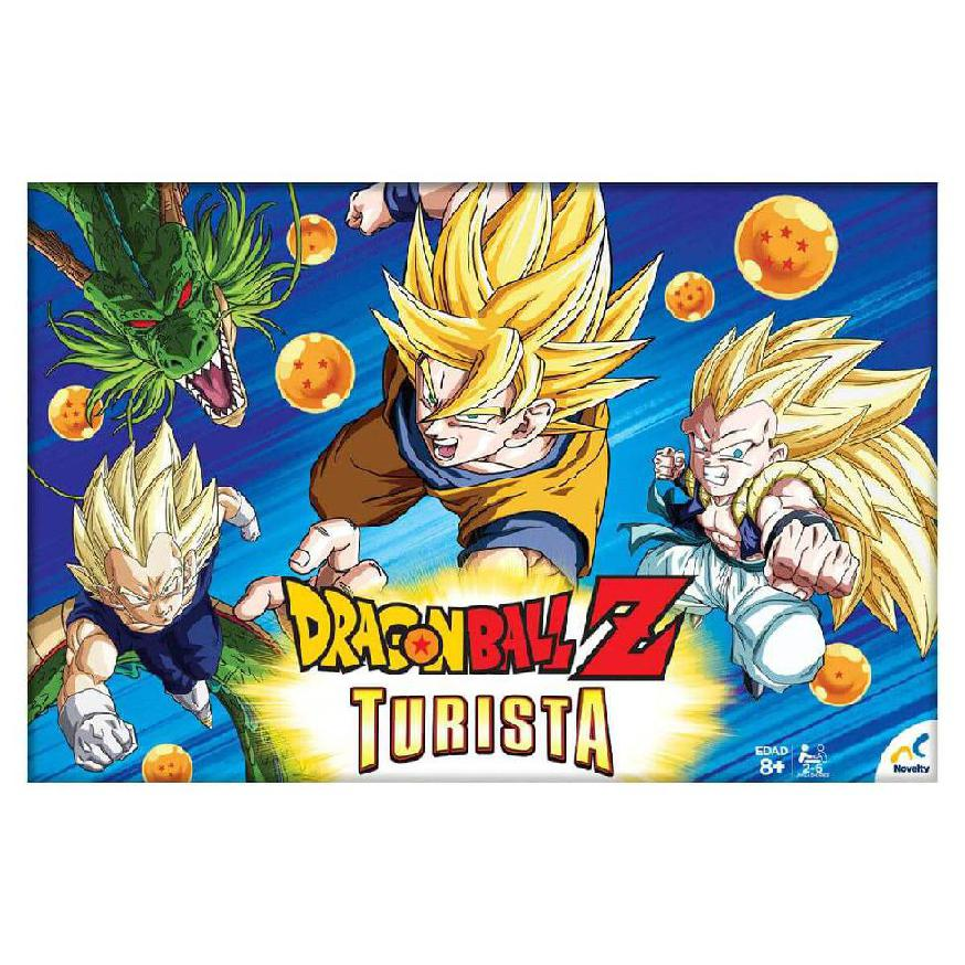 TURISTA DRAGON BALL Z