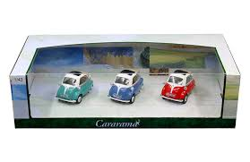 VW 3 PC SET BMW ISETTA